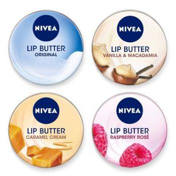 Lip Balm Nivea Lip Butter