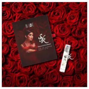 Parfum Syahrini Swarovski