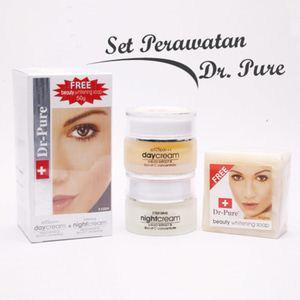 Set Cream Dr Pure