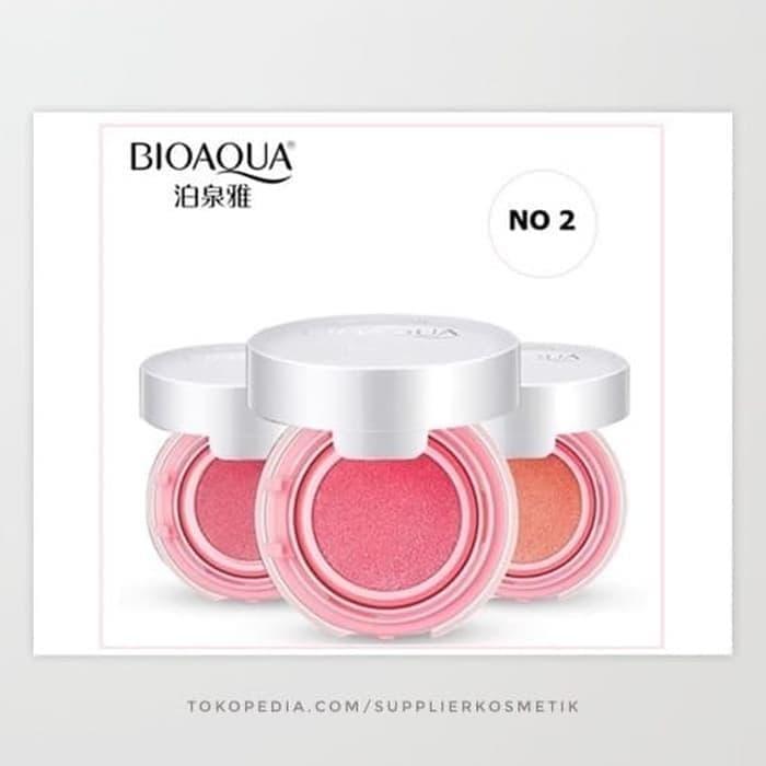 Blush on warna pink