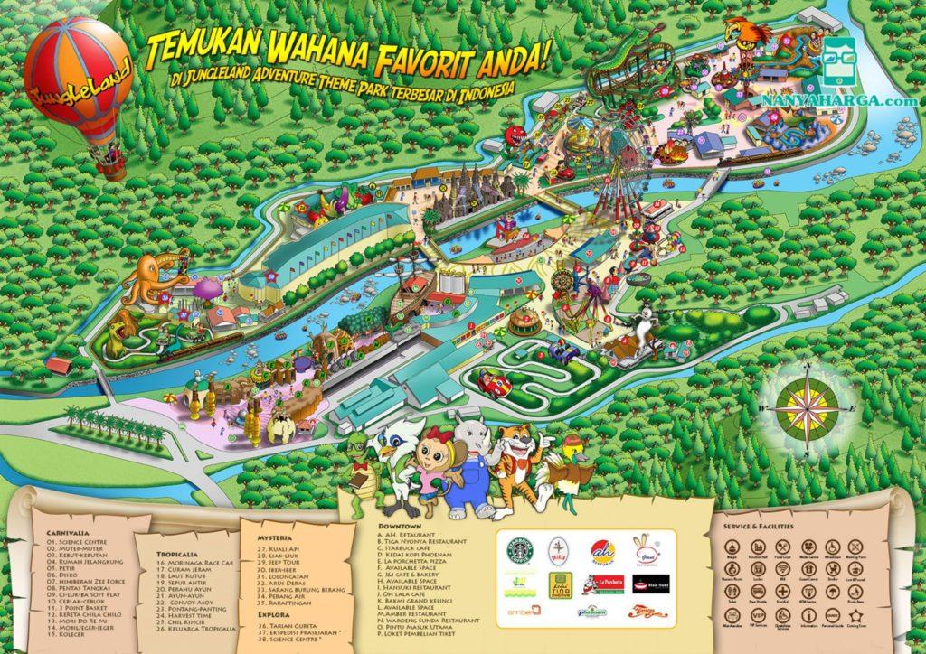 Map-Jungleland