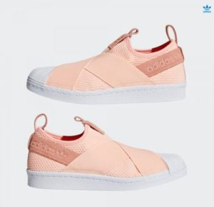 Adidas Superstar Slip-On Shoes AQ0919