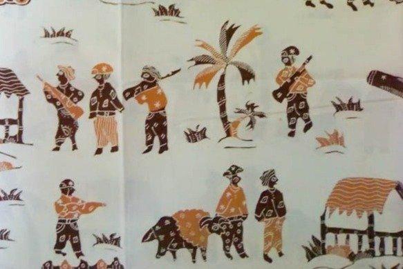 Motif Batik Kompeni