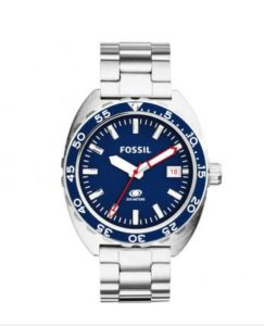Fossil Breaker Stainless Steel FS5048