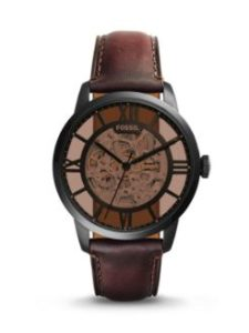 Fossil Townsman Automatic Leather ME3098