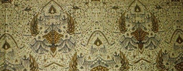 Batik Motif Sawat Penganten