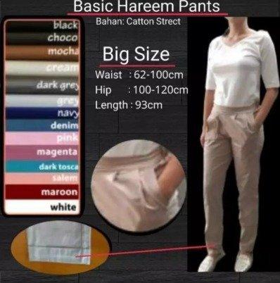 Celana Hareem