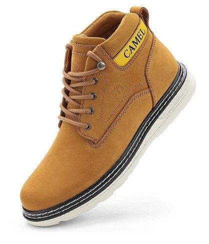 Sepatu Chukka boots