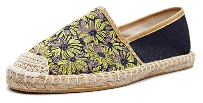 Sepatu Espadrilles