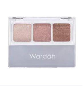 Wardah Nude Color Eyeshadow Classic