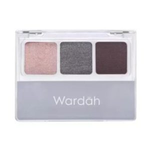 Wardah Nude Color Eyeshadow Passionate