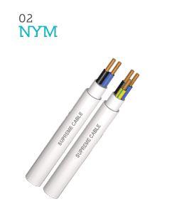Kabel Supreme NYM