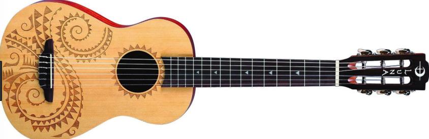 Gitar-Ukulele-Baritone