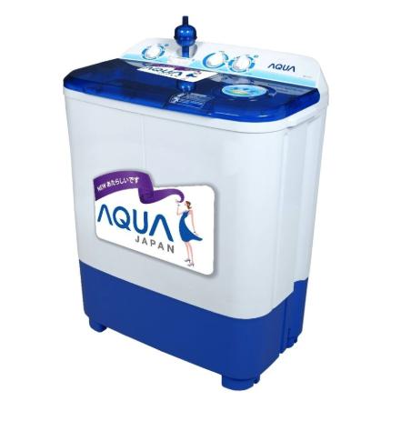 Mesin-Cuci-Aqua-Mesin-Cuci-Twin-Tub-QW740XT