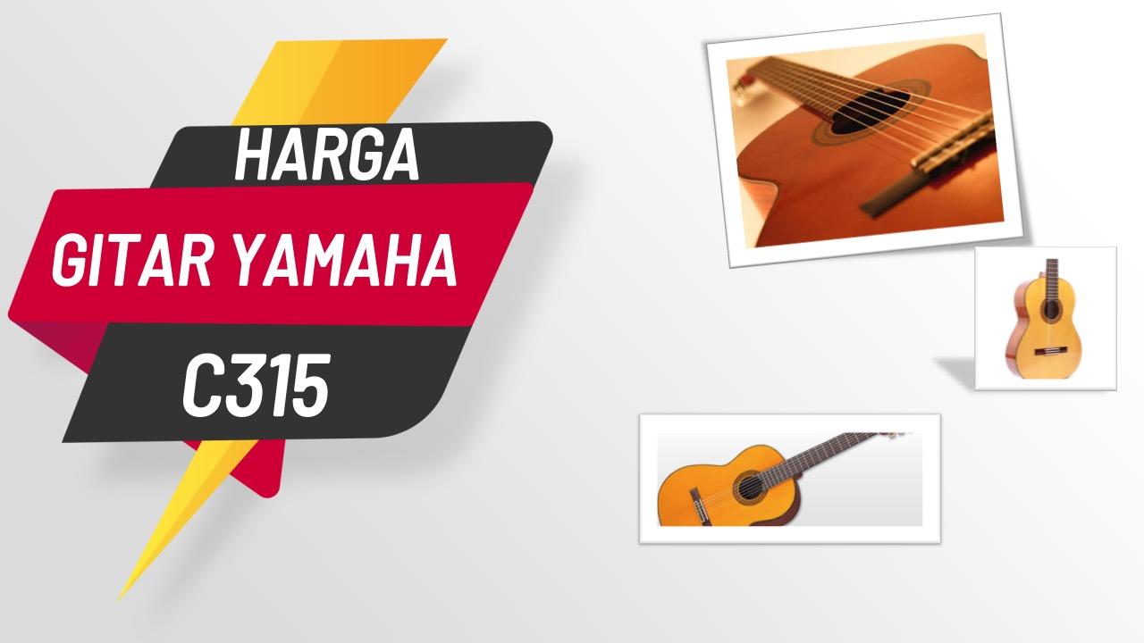 harga-gitar-yamaha-c315