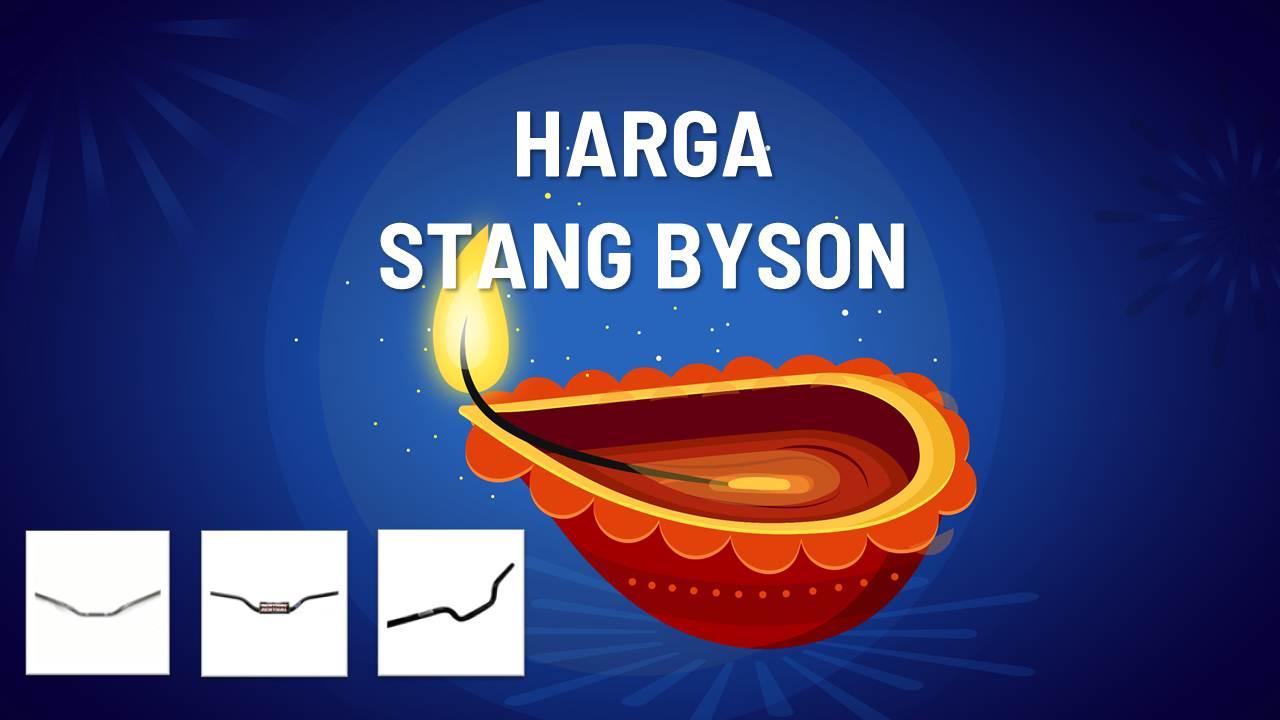 List Harga Stang Byson Terbaru