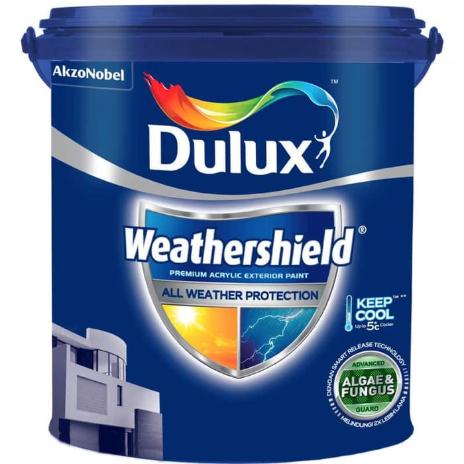Dulux Weathershiel Roof Paint