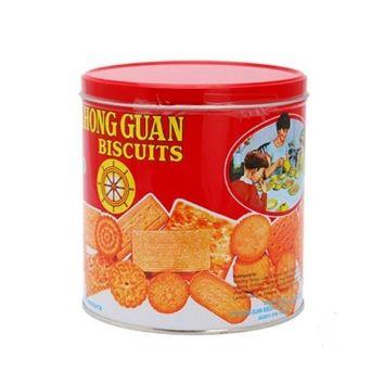 Biskuit Kaleng Khong Guan