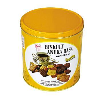 Biskuit Kaleng Nissin