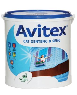 Cat Ganteng Avitex