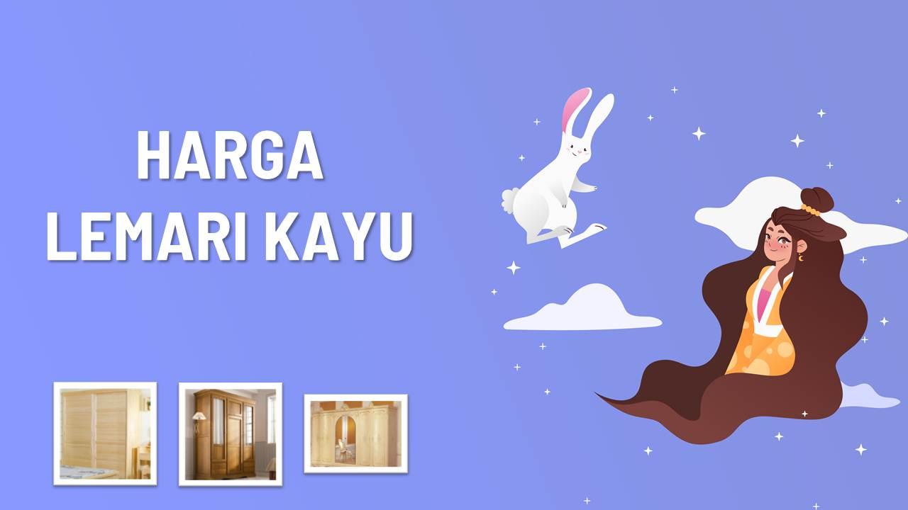List Harga Lemari Kayu Terbaru