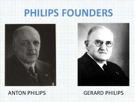 Lampu Philips Founder