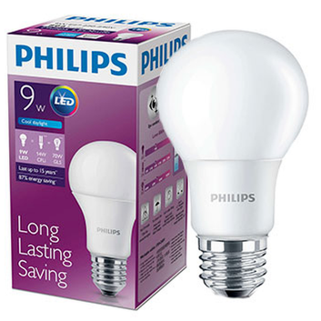 Lampu Philips LED 9 Watt