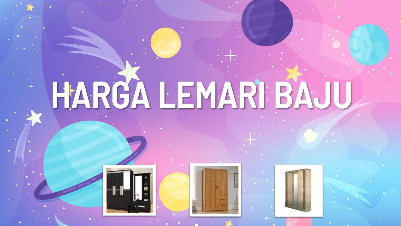 Harga Lemari Baju