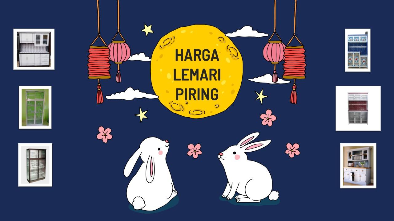 Harga Lemari Piring