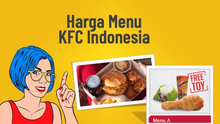 Harga Menu KFC