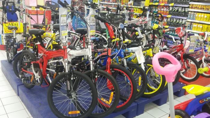 Cek Harga Sepeda Dipasaran Tribunnews.com
