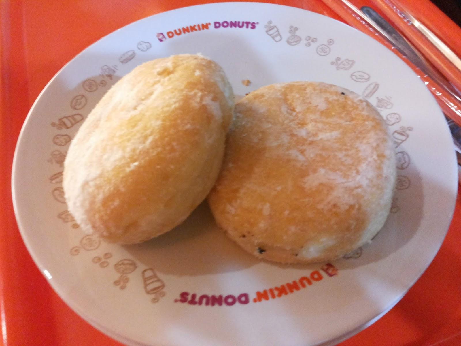 Dunkin Donuts Rasa Durian pandamakan.blogspot.com