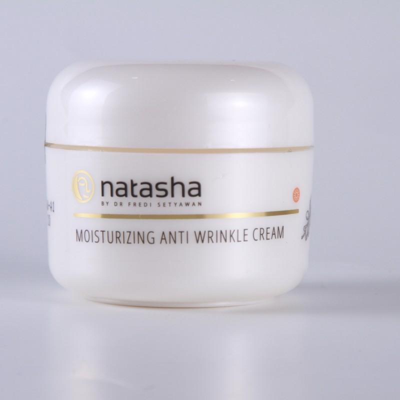 Moisturizing Anti Aging Cream natasha skin.com