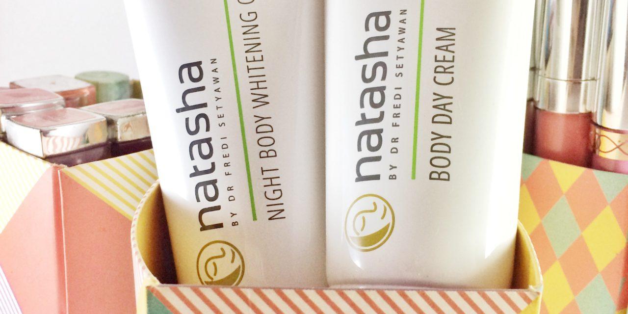 Night Body Whitening Cream Natasha Skin Care lovepeachother.com