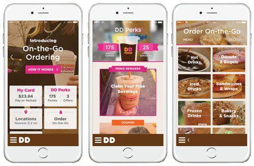 Order Online Dunkin Donuts dunkindonuts.com