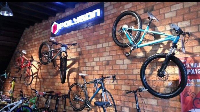 Pilih Sepeda Melalui Toko Resmi Polygon tribunnews.com
