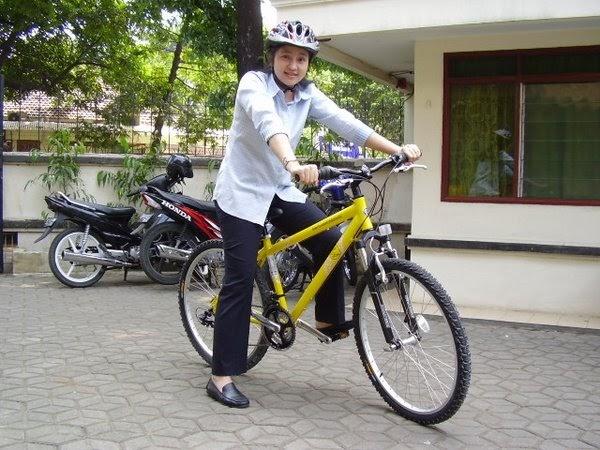 Sepeda Bike to Work Polygon heningminggu.blogspot.com