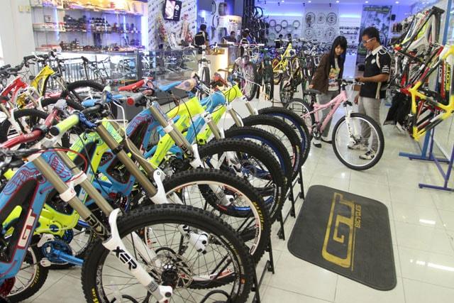 Sepeda Polygon Mudah Didapat Alamatjalan.com