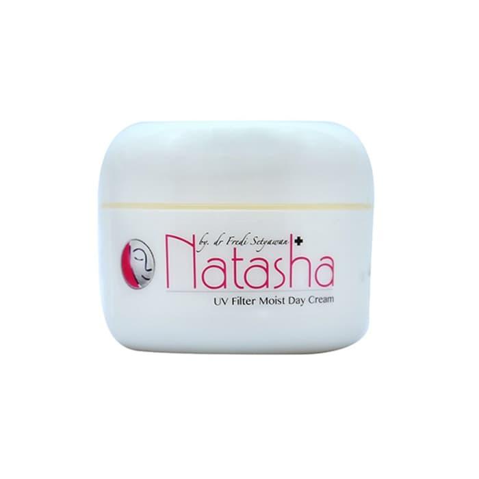 UV Filter Moist Day Cream Natasha Skin Care tokopedia