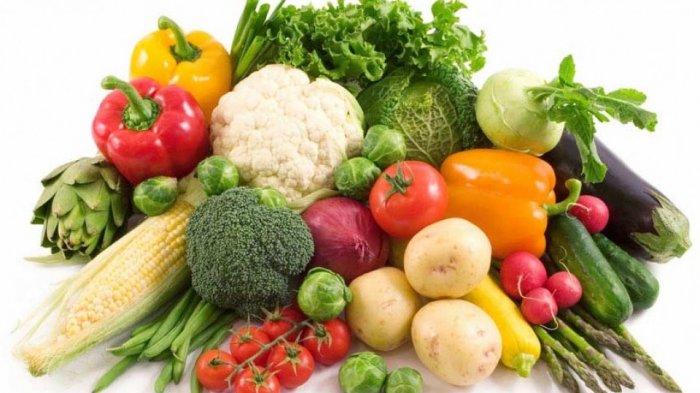 gambar sayuran makanan kenari