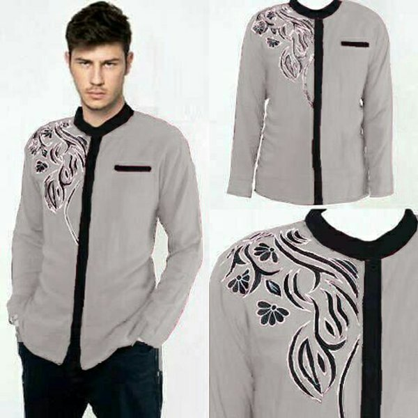 Beberapa pilihan motif baju koko bukalapak.com