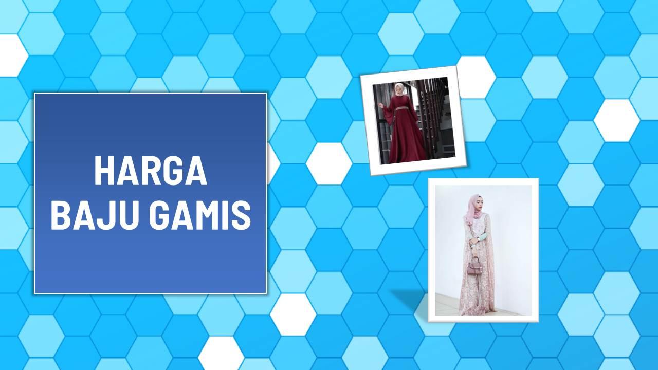 Harga Baju Gamis