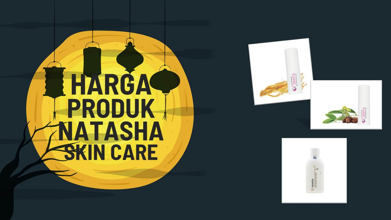 Harga Produk Natasha Skin Care