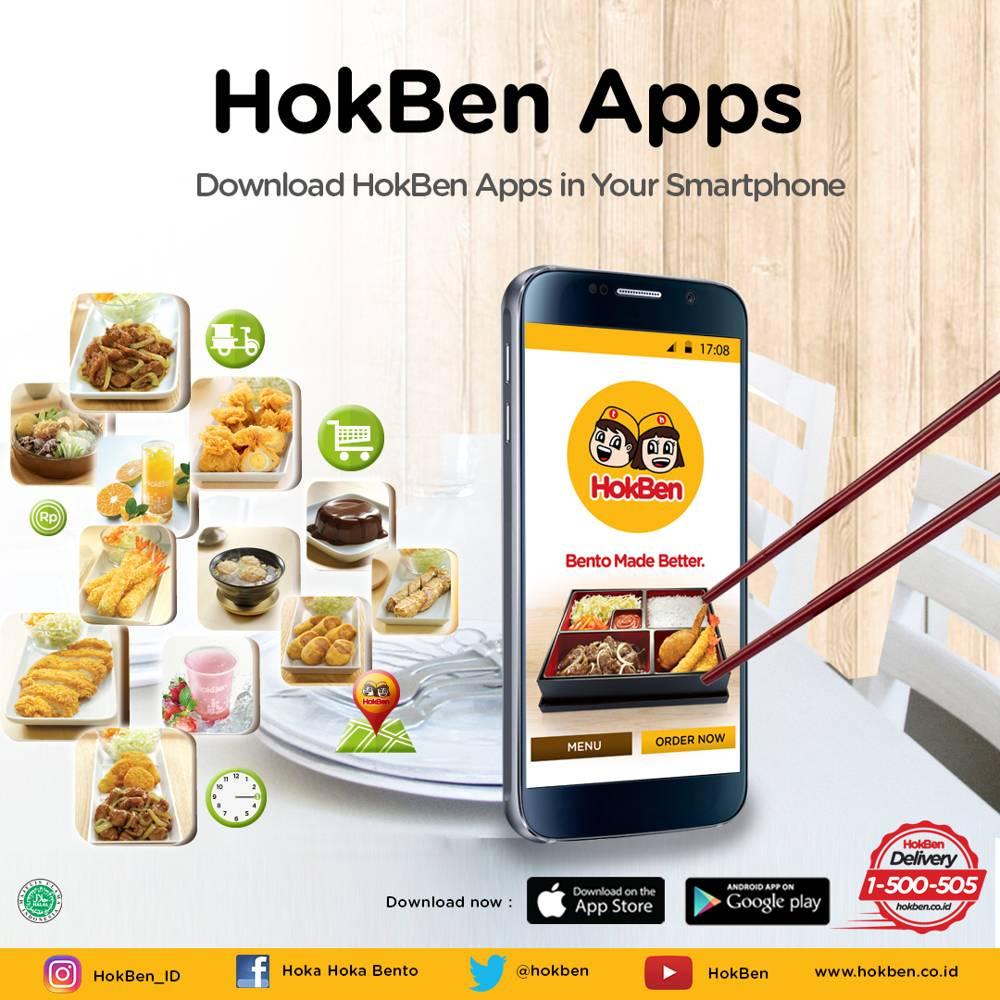 HokBen Apps Cara Baru Delivery award.brandingforum.org