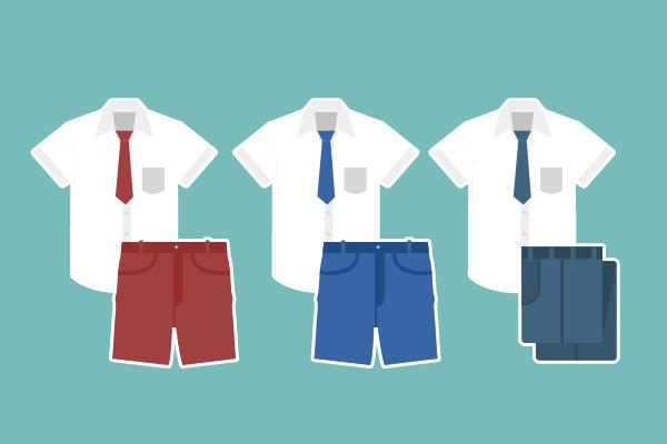 Ketahui warna seragam pada sekolah agar tidak berbeda hukumonline.com