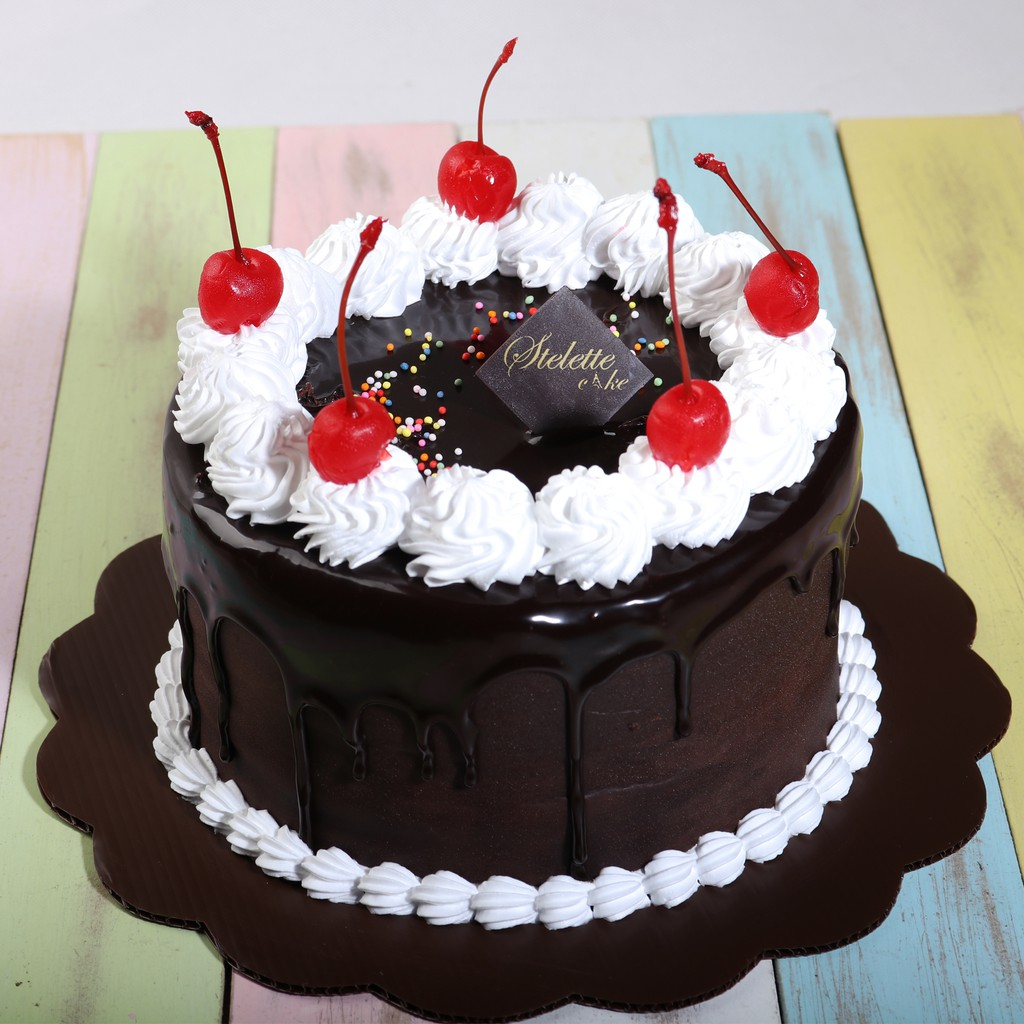 Kue tart ulang tahun shopee.com