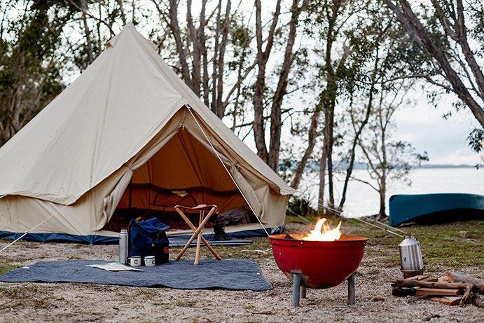 Merencanakan berapa lama akan melakukan camping inibaru.id