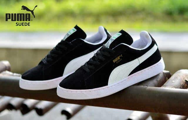 Merk sepatu sekolah Puma tokopedia.com