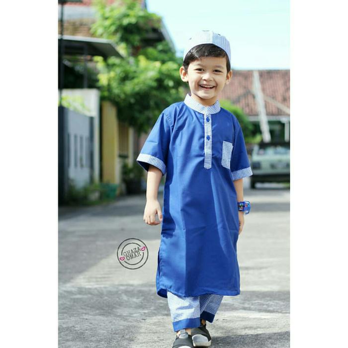 Model Baju Koko Anak tokopedia.com