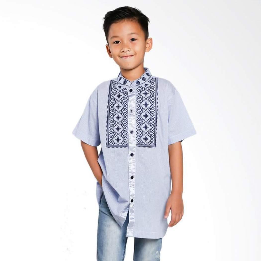 Model Baju Lebaran Anak spotlink.info